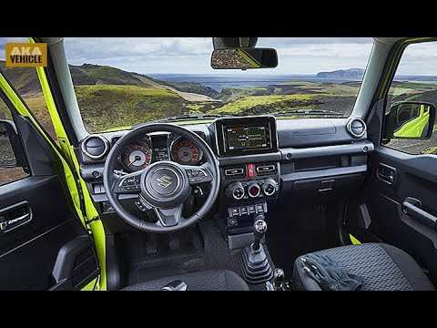 24 Great Suzuki Jimny 2019 Interior Images by Suzuki Jimny 2019 Interior