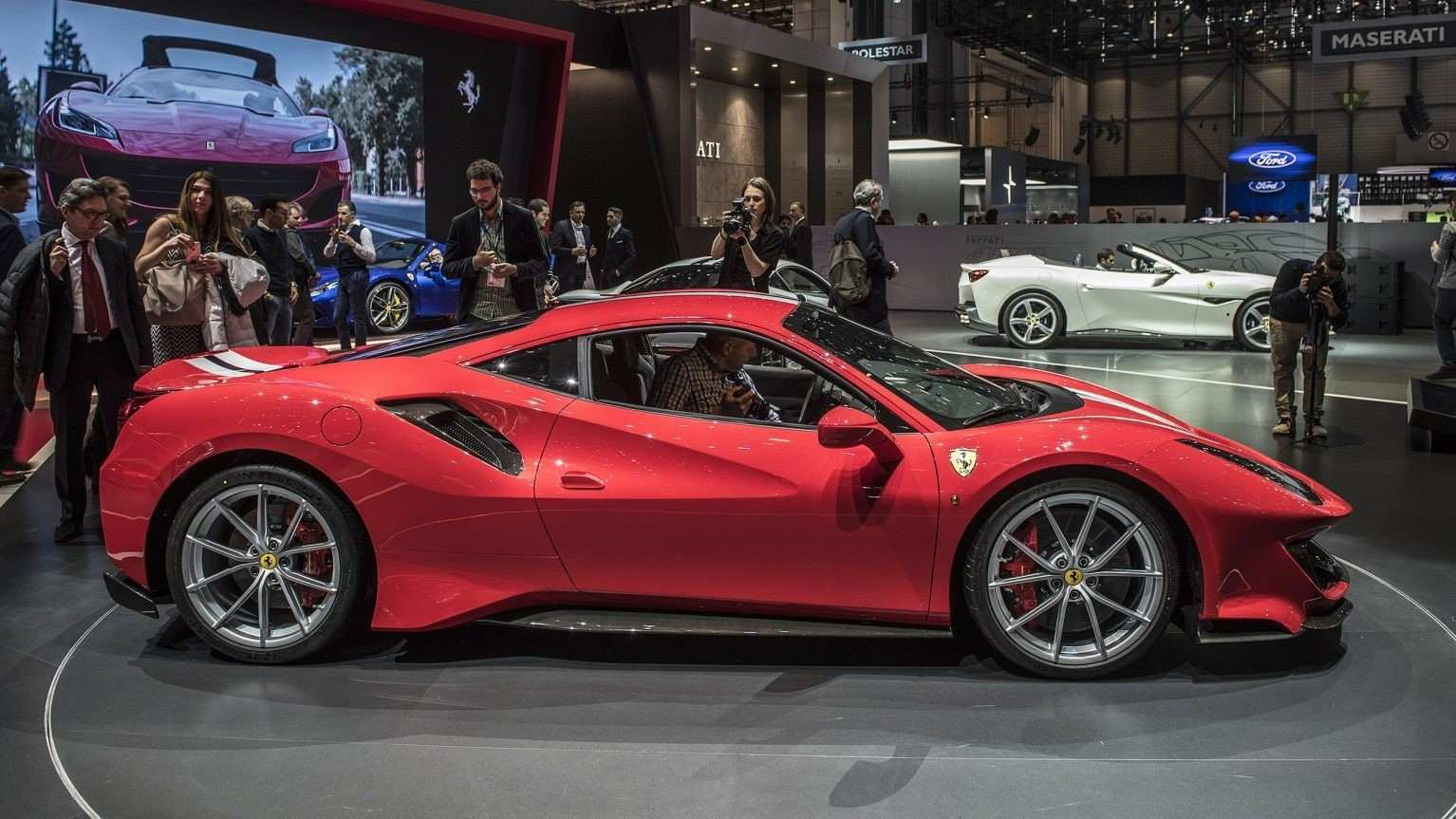 24 New 2019 Ferrari Lineup First Drive for 2019 Ferrari Lineup