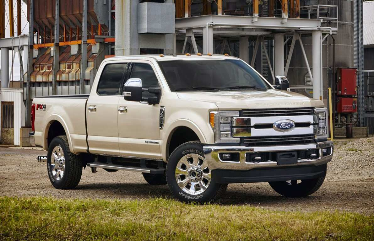 24 New 2019 Ford Diesel Overview for 2019 Ford Diesel
