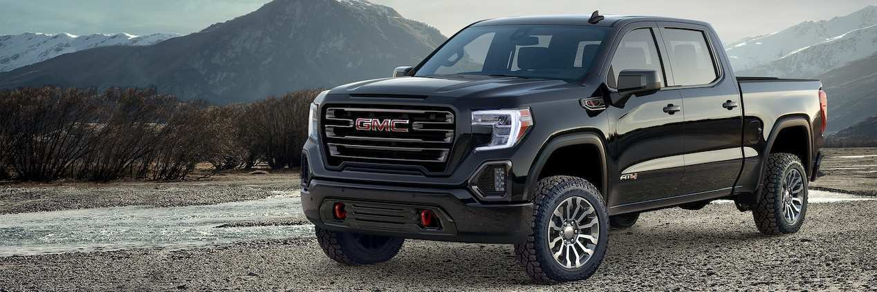 24 New 2019 Gmc Truck Specs and Review for 2019 Gmc Truck