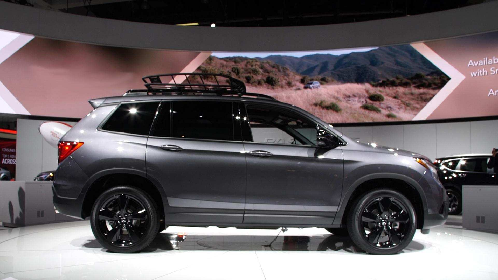 24 New 2019 Honda Passport Reviews Overview by 2019 Honda Passport Reviews