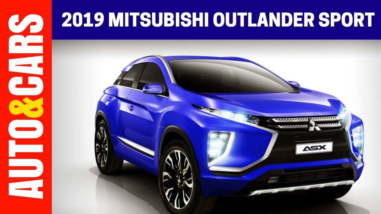 24 New 2019 Mitsubishi Outlander Sport Review for 2019 Mitsubishi Outlander Sport