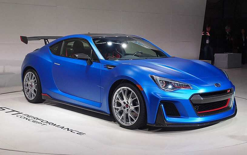 24 New 2019 Subaru Brz Turbo Review with 2019 Subaru Brz Turbo