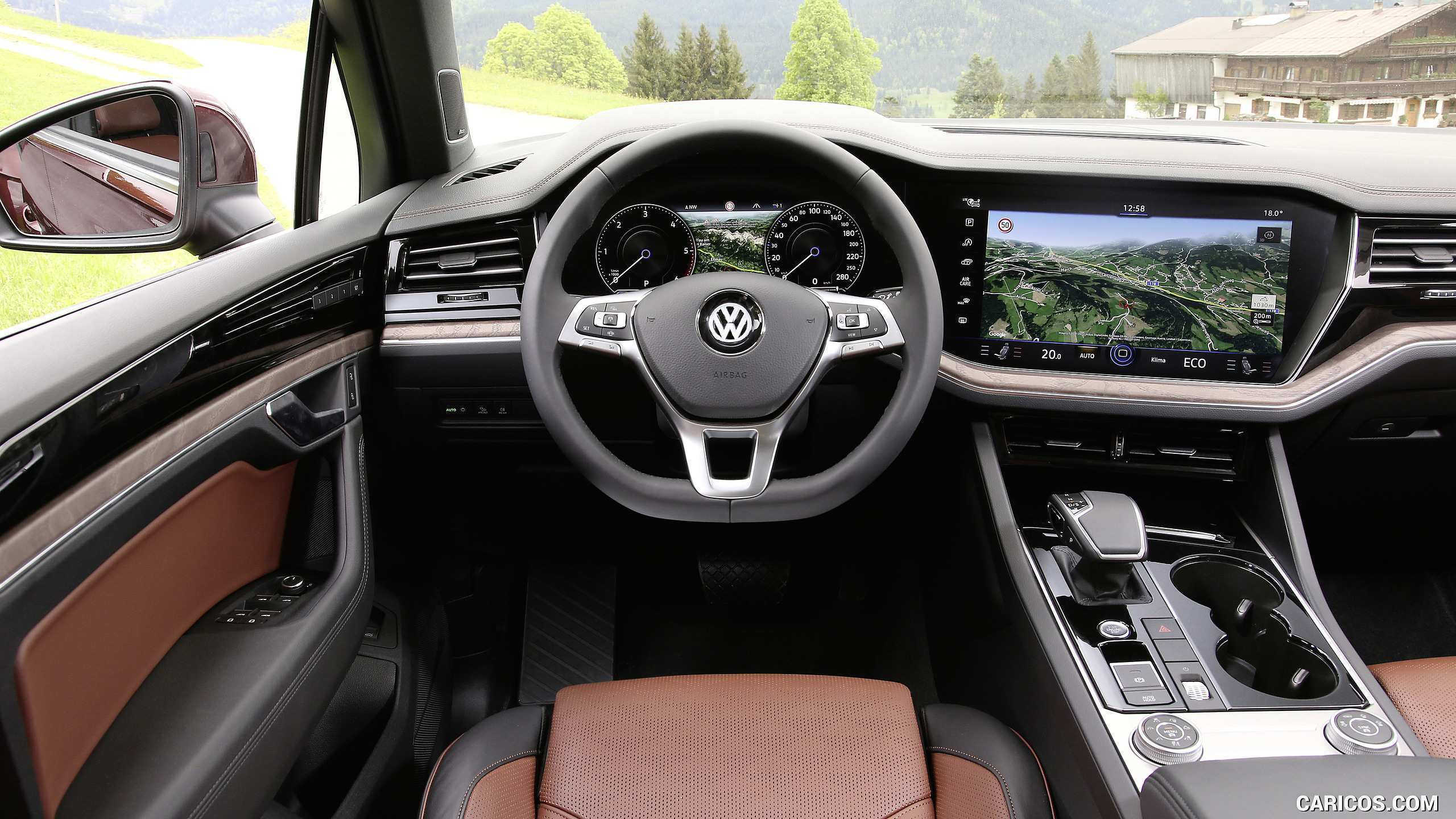 24 New 2019 Volkswagen Touareg Interior Model with 2019 Volkswagen Touareg Interior