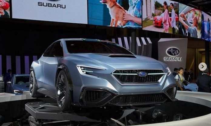 24 New 2020 Subaru Legacy Redesign Model by 2020 Subaru Legacy Redesign
