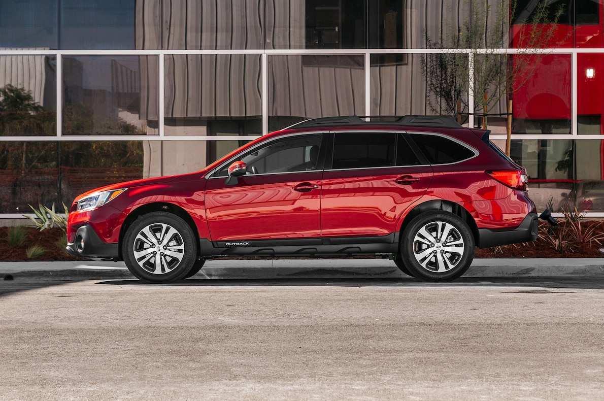24 New 2020 Subaru Outback Wagon Release Date with 2020 Subaru Outback Wagon