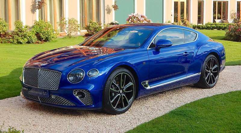 24 The 2019 Bentley First Drive with 2019 Bentley