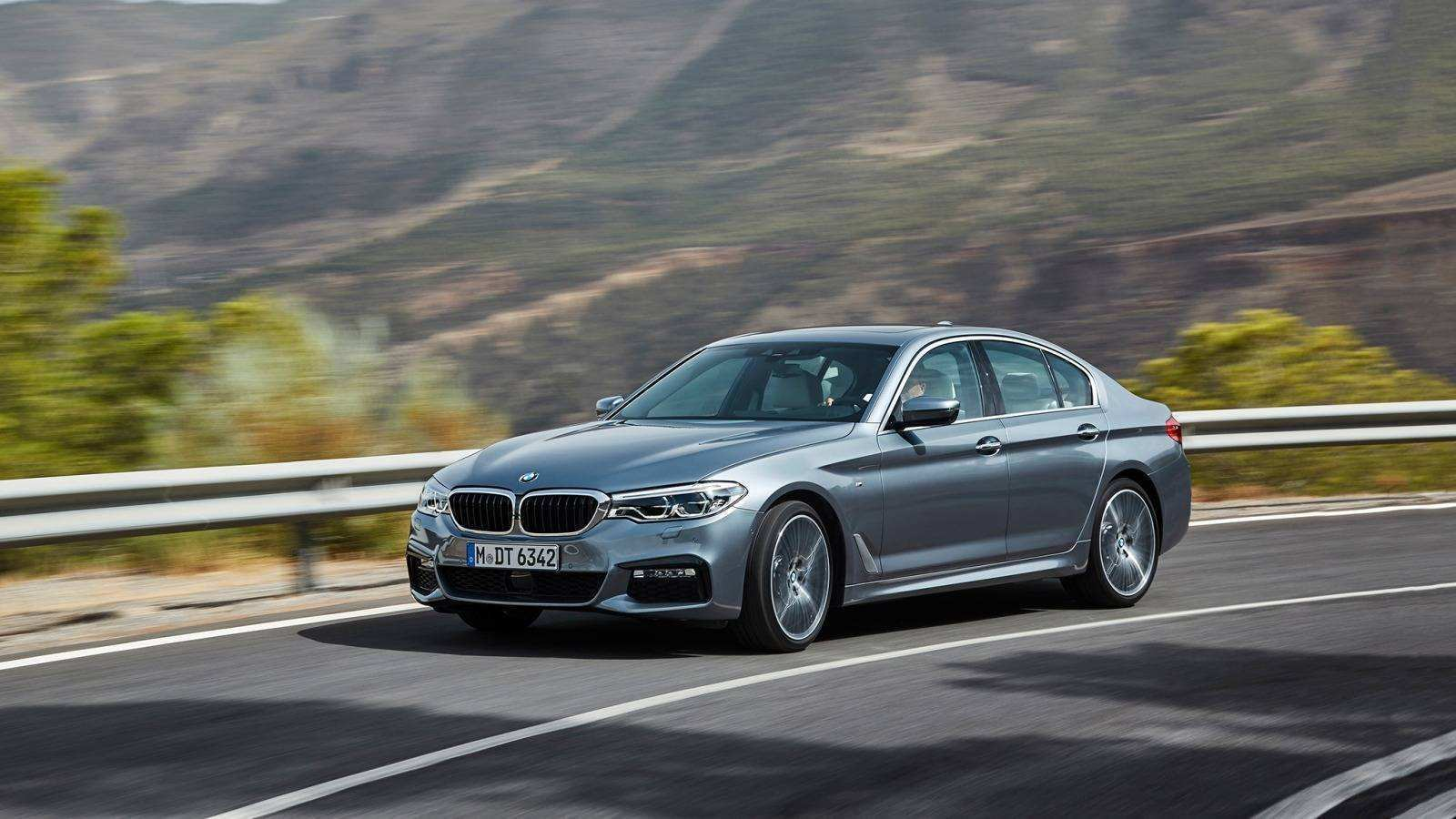 24 The 2019 Bmw 5 Series Redesign Review with 2019 Bmw 5 Series Redesign