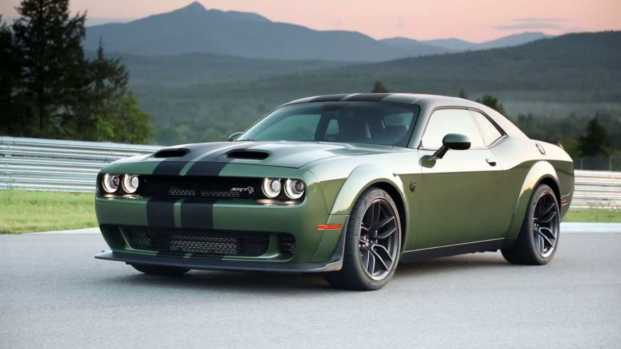 24 The 2019 Dodge Challenger Srt Prices for 2019 Dodge Challenger Srt