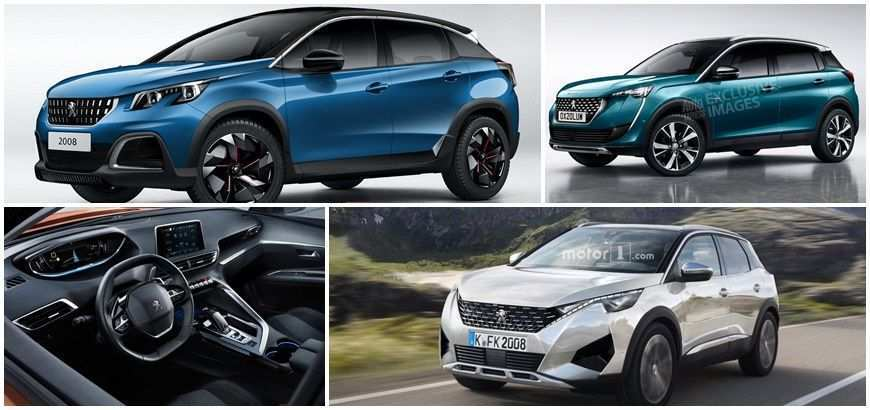 24 The 2019 Peugeot 2008 Performance with 2019 Peugeot 2008