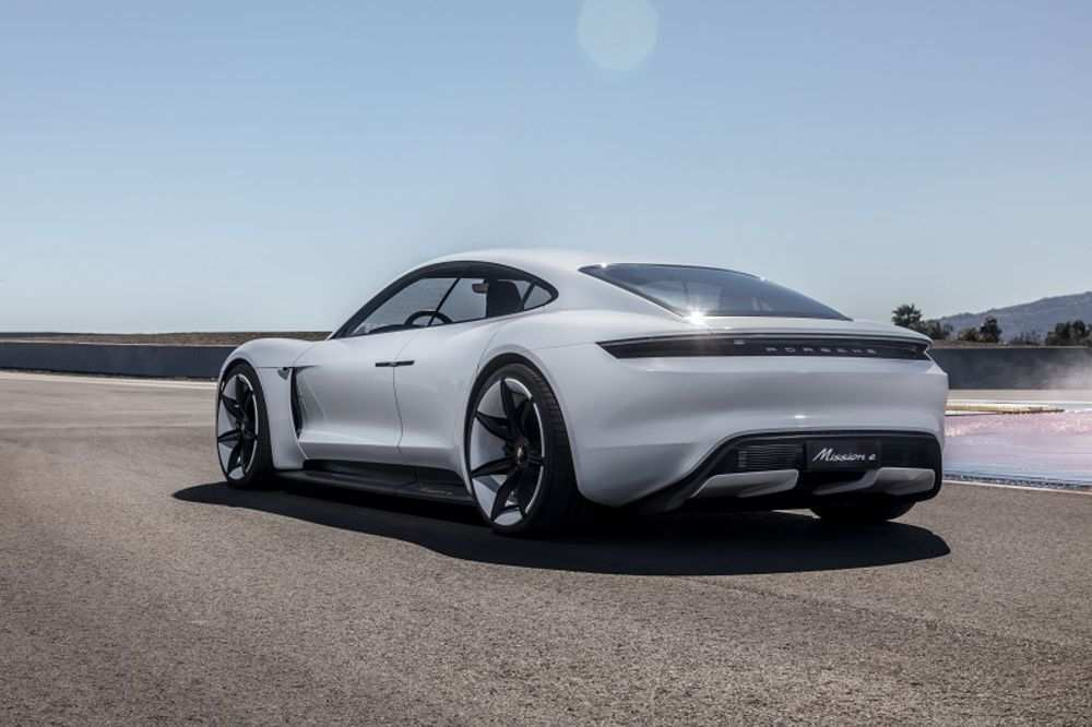 24 The 2019 Porsche Taycan Photos by 2019 Porsche Taycan