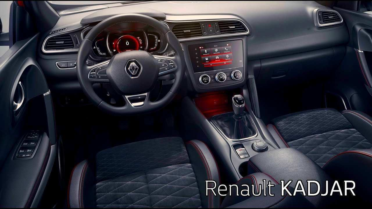 24 The 2019 Renault Kadjar Research New with 2019 Renault Kadjar