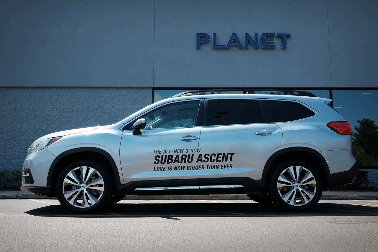 24 The 2019 Subaru Ascent Release Date Price with 2019 Subaru Ascent Release Date