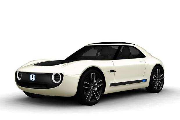 24 The Honda 2020 Vision Model by Honda 2020 Vision