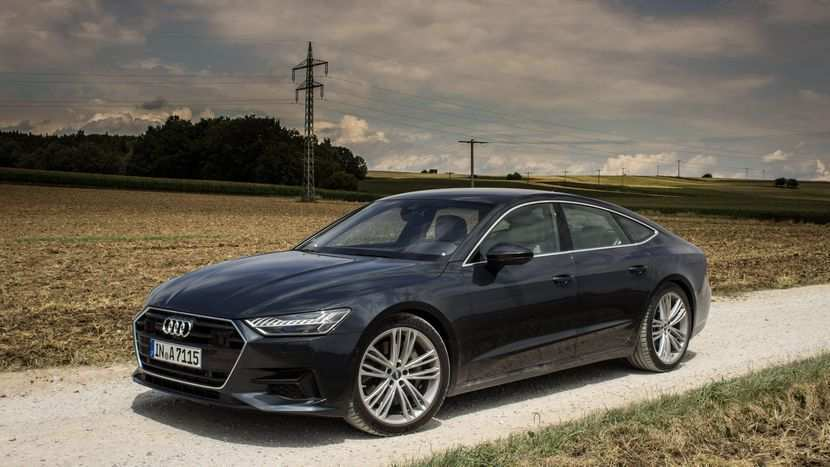 24 The New 2019 Audi A7 Ratings for New 2019 Audi A7