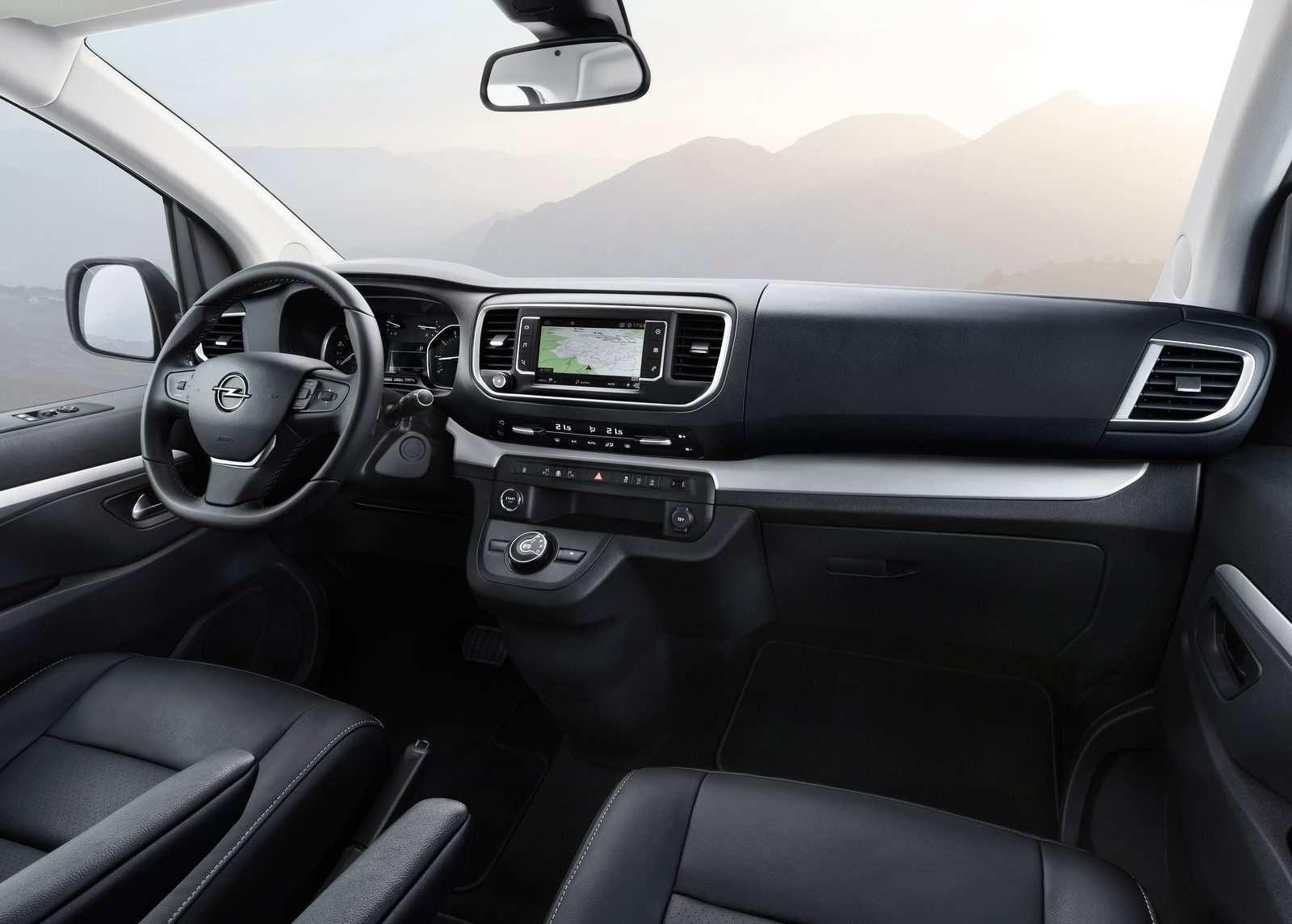 24 The Opel Zafira 2020 Configurations with Opel Zafira 2020