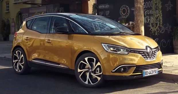 24 The Renault Scenic 2019 Model by Renault Scenic 2019