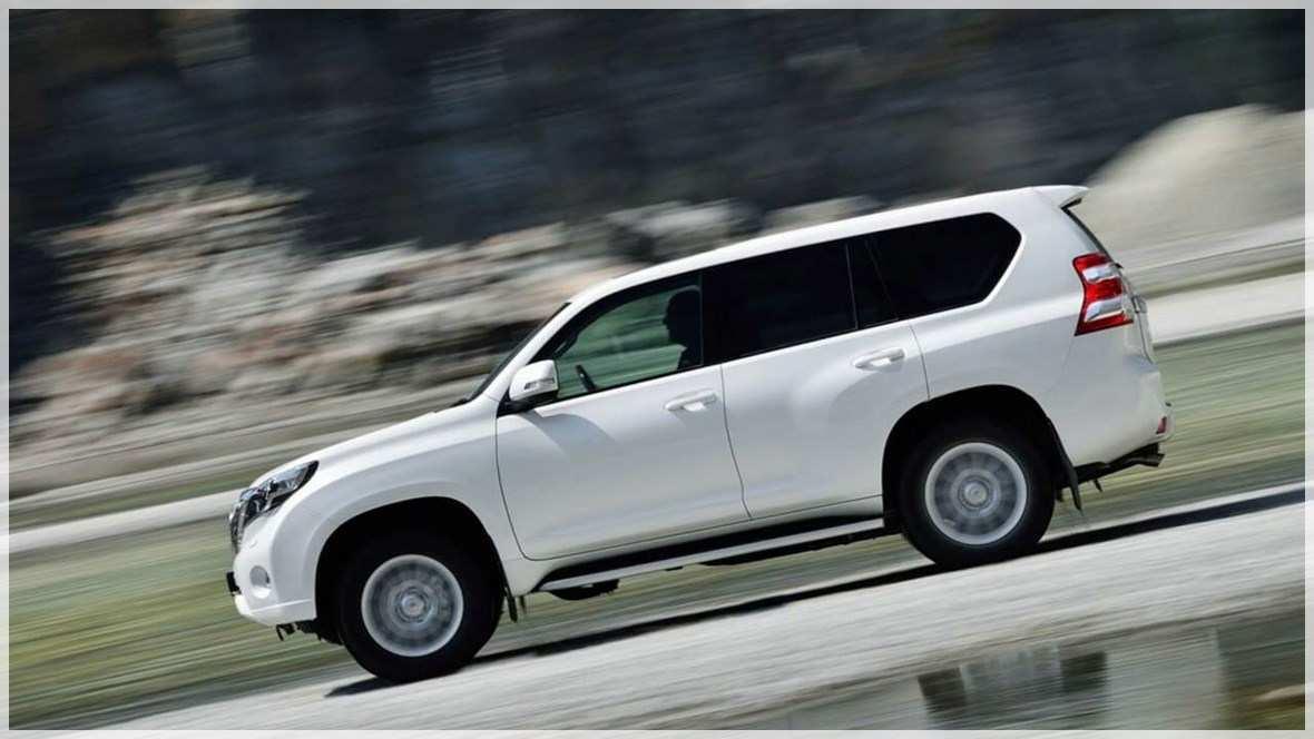24 The Toyota Land Cruiser Prado 2020 History for Toyota Land Cruiser Prado 2020