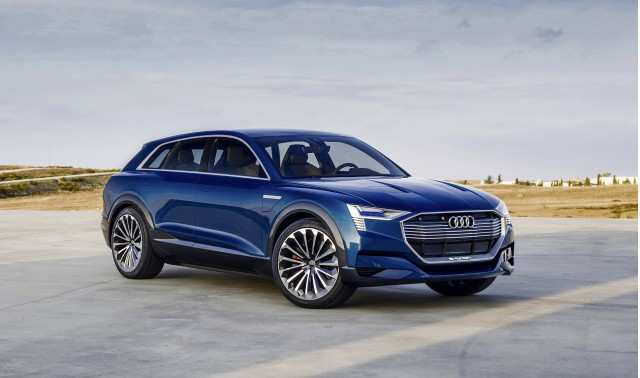 25 All New 2019 Audi E Tron Quattro Ratings with 2019 Audi E Tron Quattro