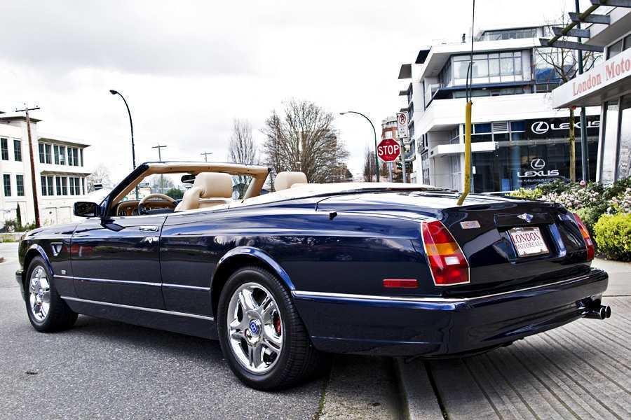 25 All New 2019 Bentley Azure Reviews for 2019 Bentley Azure
