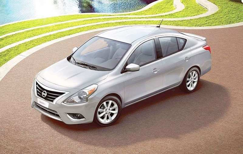 25 All New 2019 Nissan Sunny Exterior with 2019 Nissan Sunny