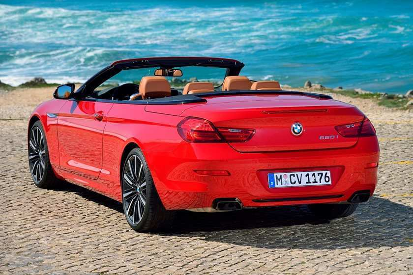 25 All New 2020 Bmw 6 Series Convertible Configurations for 2020 Bmw 6 Series Convertible