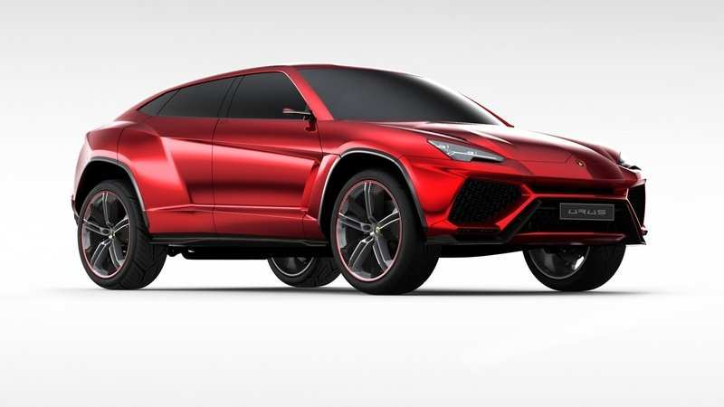 25 All New 2020 Lamborghini Suv Engine for 2020 Lamborghini Suv