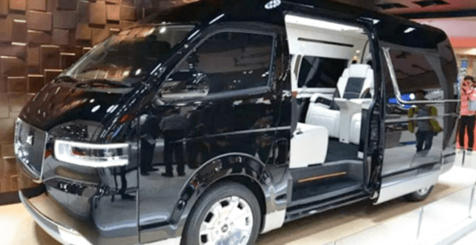 25 All New 2020 Toyota Van Specs and Review for 2020 Toyota Van