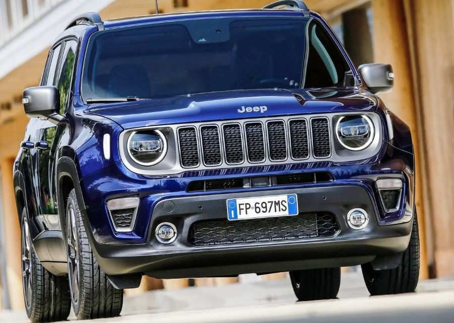 25 All New Jeep Renegade 2020 Exterior for Jeep Renegade 2020