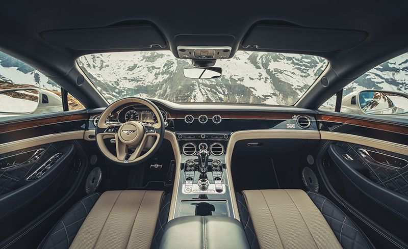 25 Best Review 2019 Bentley Continental Specs for 2019 Bentley Continental