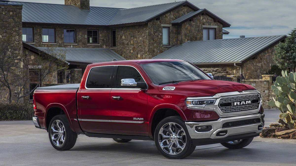 25 Best Review 2019 Dodge Ram Body Style Rumors with 2019 Dodge Ram Body Style
