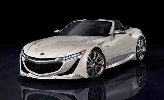 25 Best Review 2019 Honda Sports Car Rumors with 2019 Honda Sports Car
