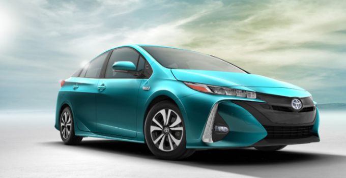 25 Best Review 2019 Toyota Prius Plug In Hybrid Rumors by 2019 Toyota Prius Plug In Hybrid
