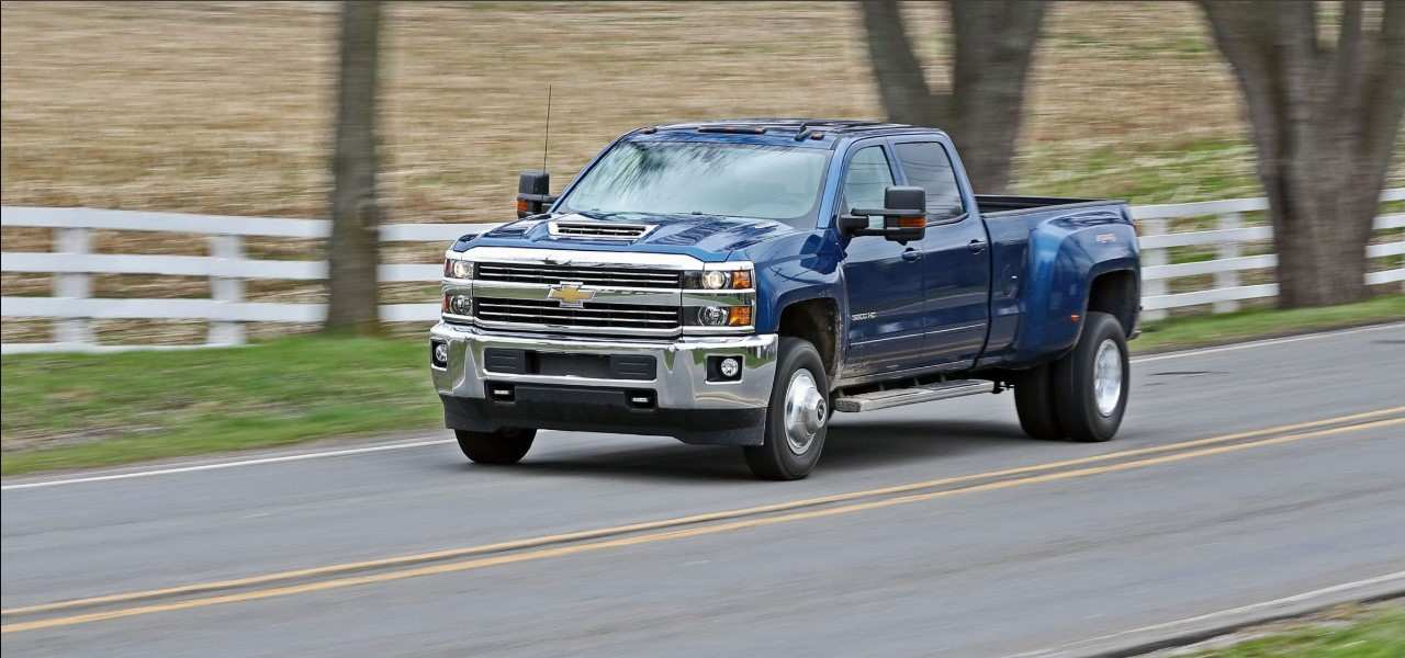 25 Best Review 2020 Chevrolet 3500Hd Interior by 2020 Chevrolet 3500Hd