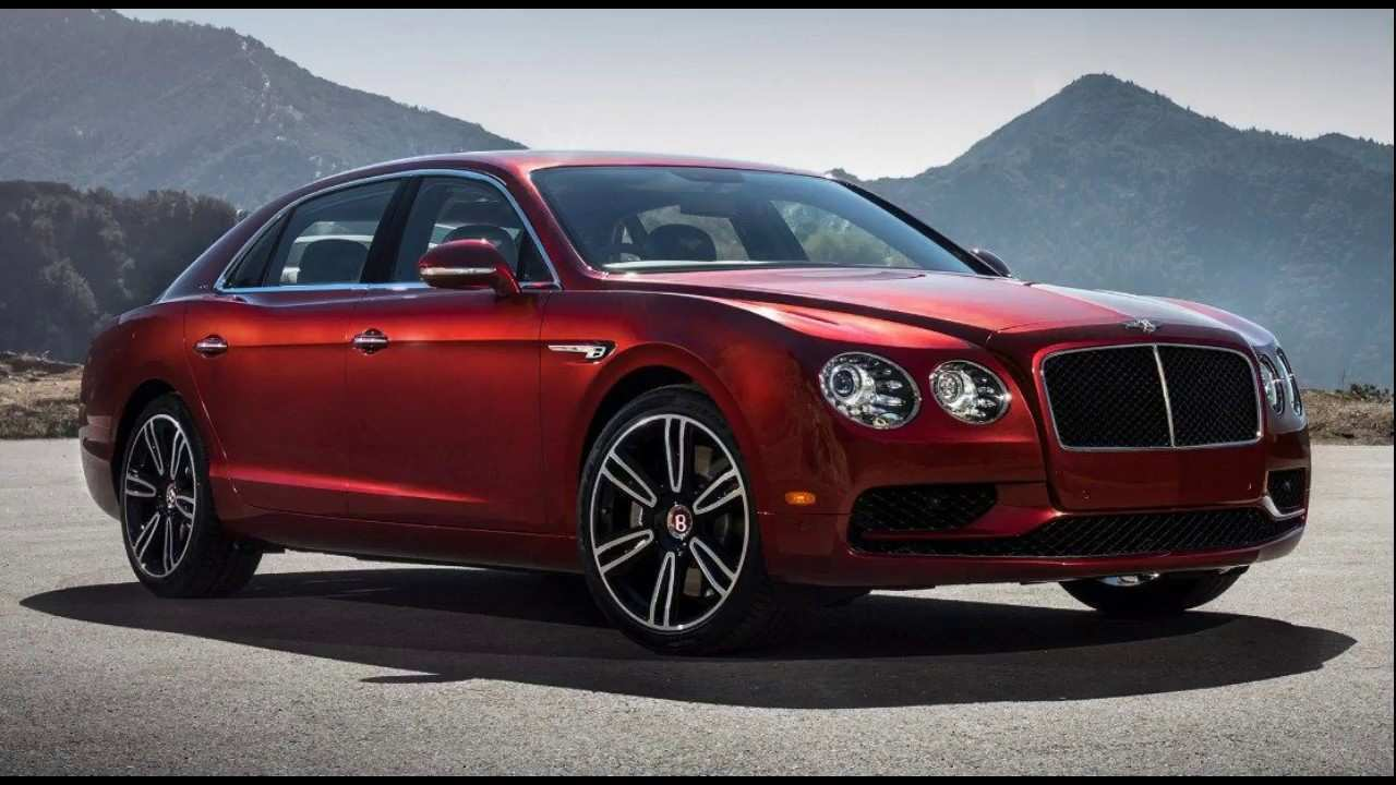 25 Concept of 2019 Bentley Flying Spur Spy Shoot for 2019 Bentley Flying Spur