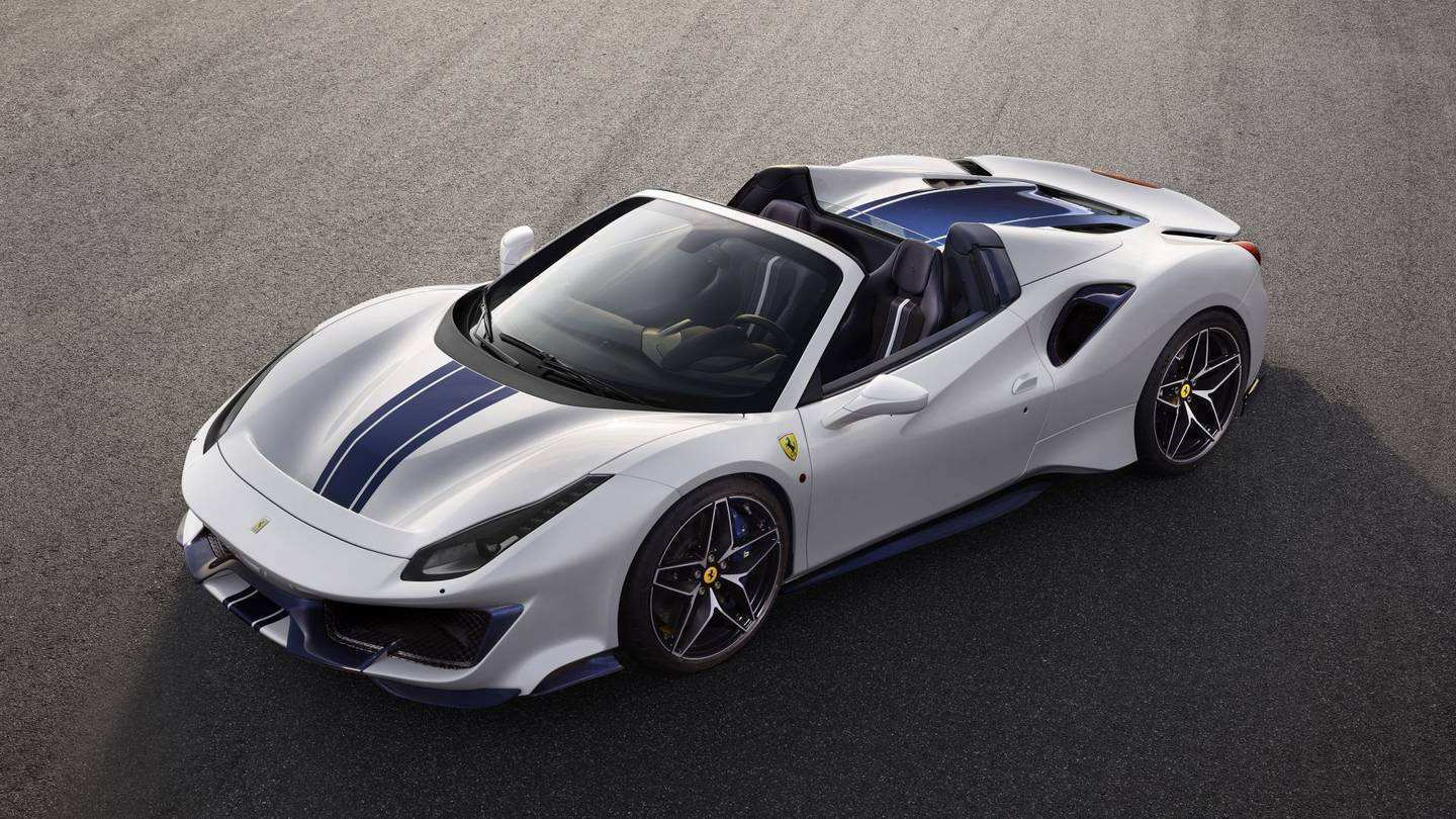 25 Concept of 2019 Ferrari 488 Pista Model for 2019 Ferrari 488 Pista
