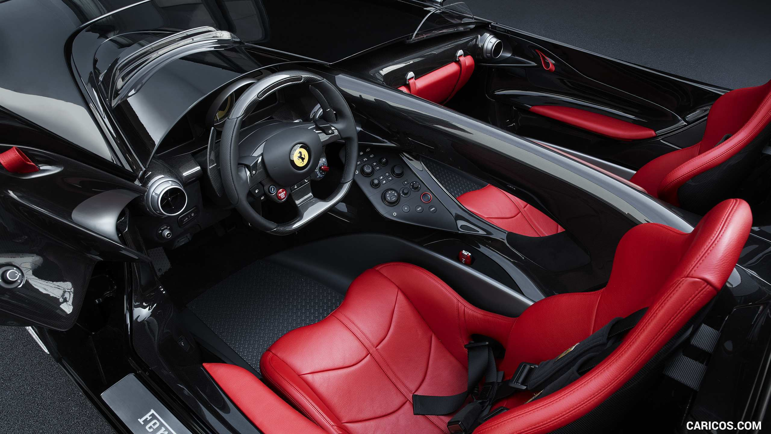 25 Concept of 2019 Ferrari Interior Spesification for 2019 Ferrari Interior