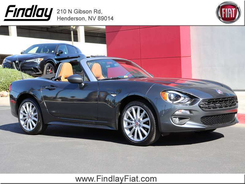 25 Concept of 2019 Fiat 124 Spider Lusso Specs and Review with 2019 Fiat 124 Spider Lusso