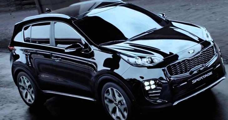 25 Concept of 2019 Kia Sportage Redesign Picture by 2019 Kia Sportage Redesign