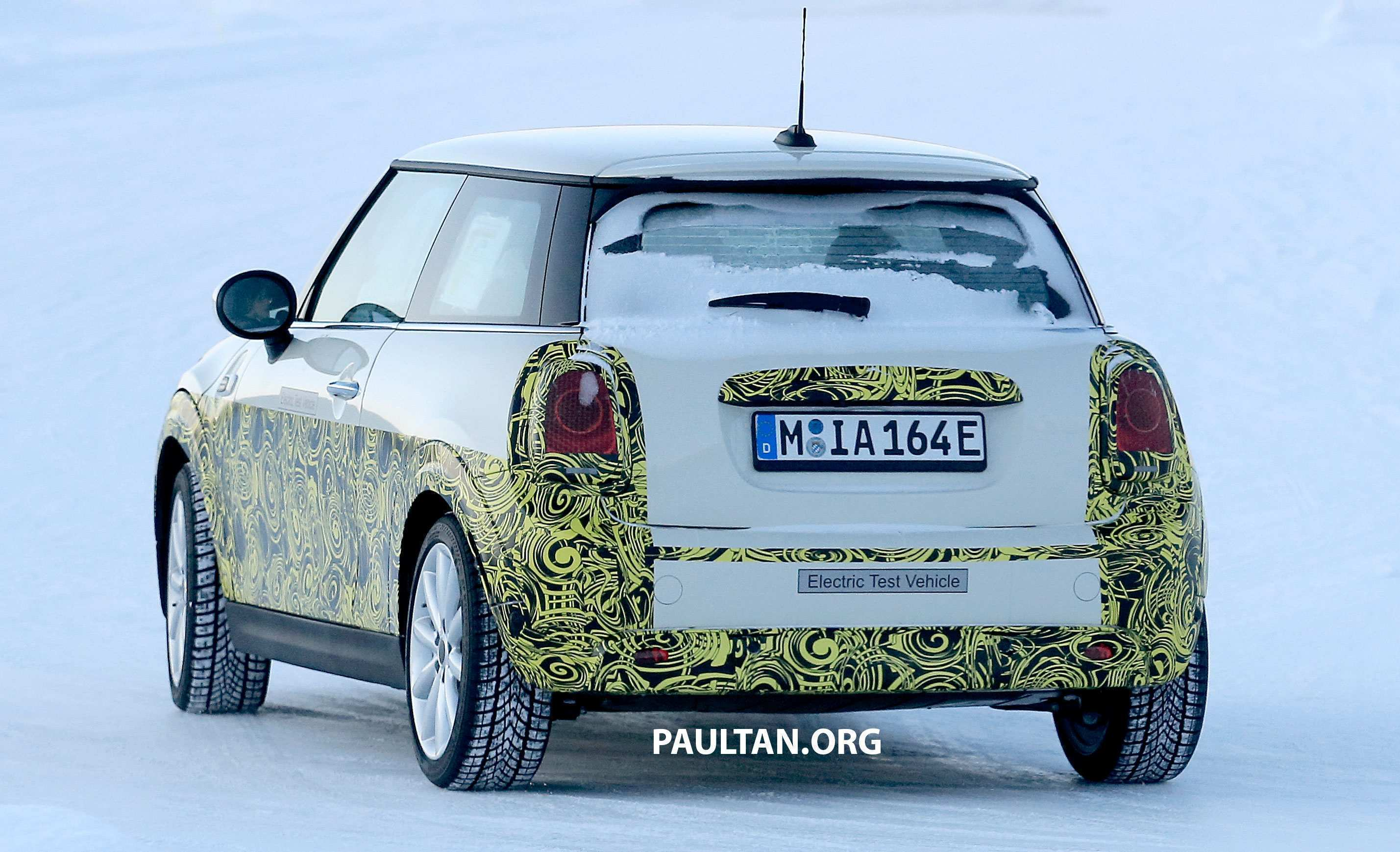 25 Concept of 2019 Mini Cooper Spy Shots Redesign and Concept with 2019 Mini Cooper Spy Shots