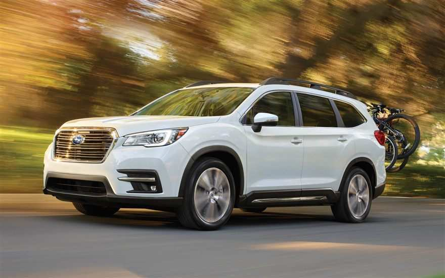 25 Concept of 2019 Subaru Ascent Towing Capacity Configurations for 2019 Subaru Ascent Towing Capacity