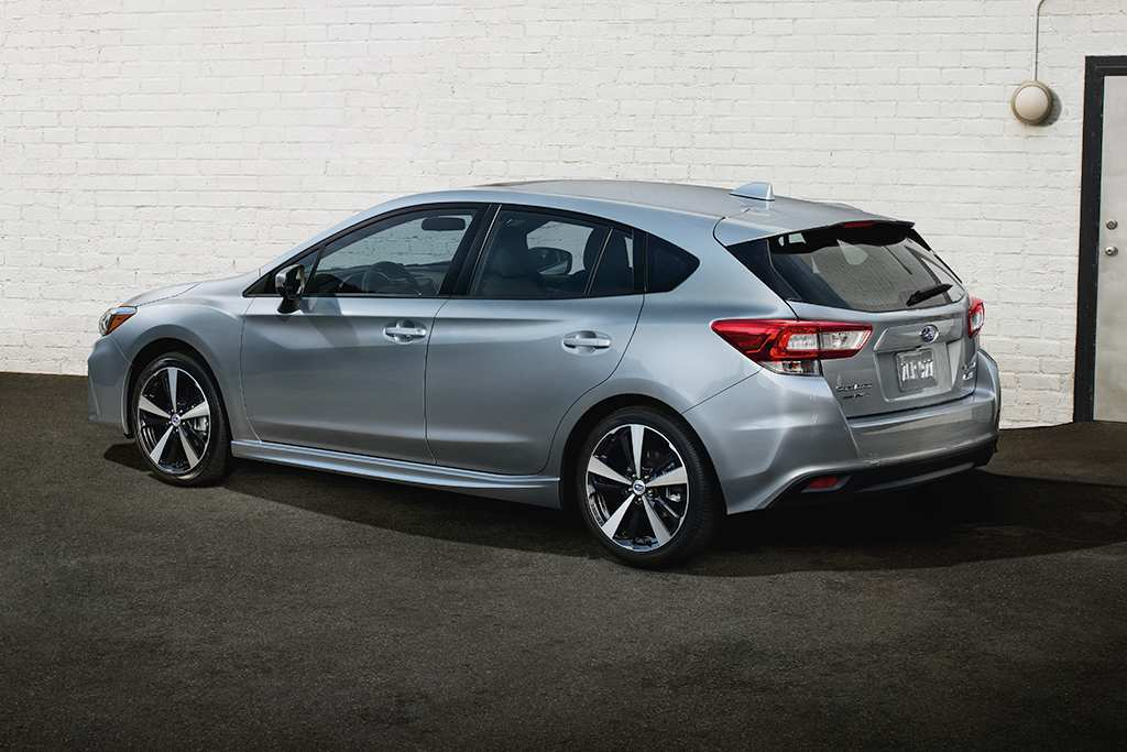 25 Concept of 2019 Subaru Impreza Sport Ratings for 2019 Subaru Impreza Sport