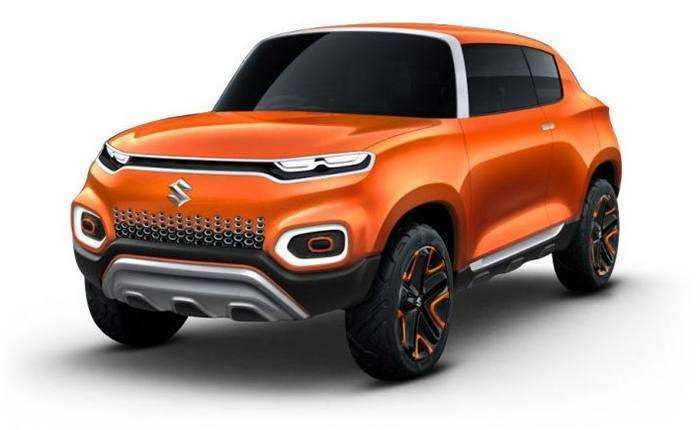 25 Concept of 2019 Suzuki Cars Exterior with 2019 Suzuki Cars
