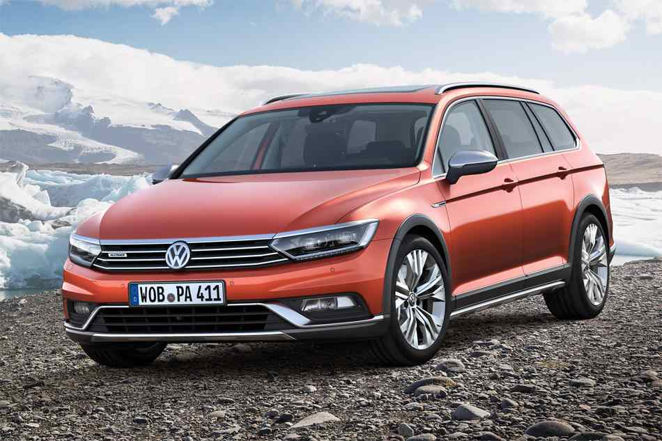25 Concept of 2019 Vw Passat Wagon First Drive by 2019 Vw Passat Wagon