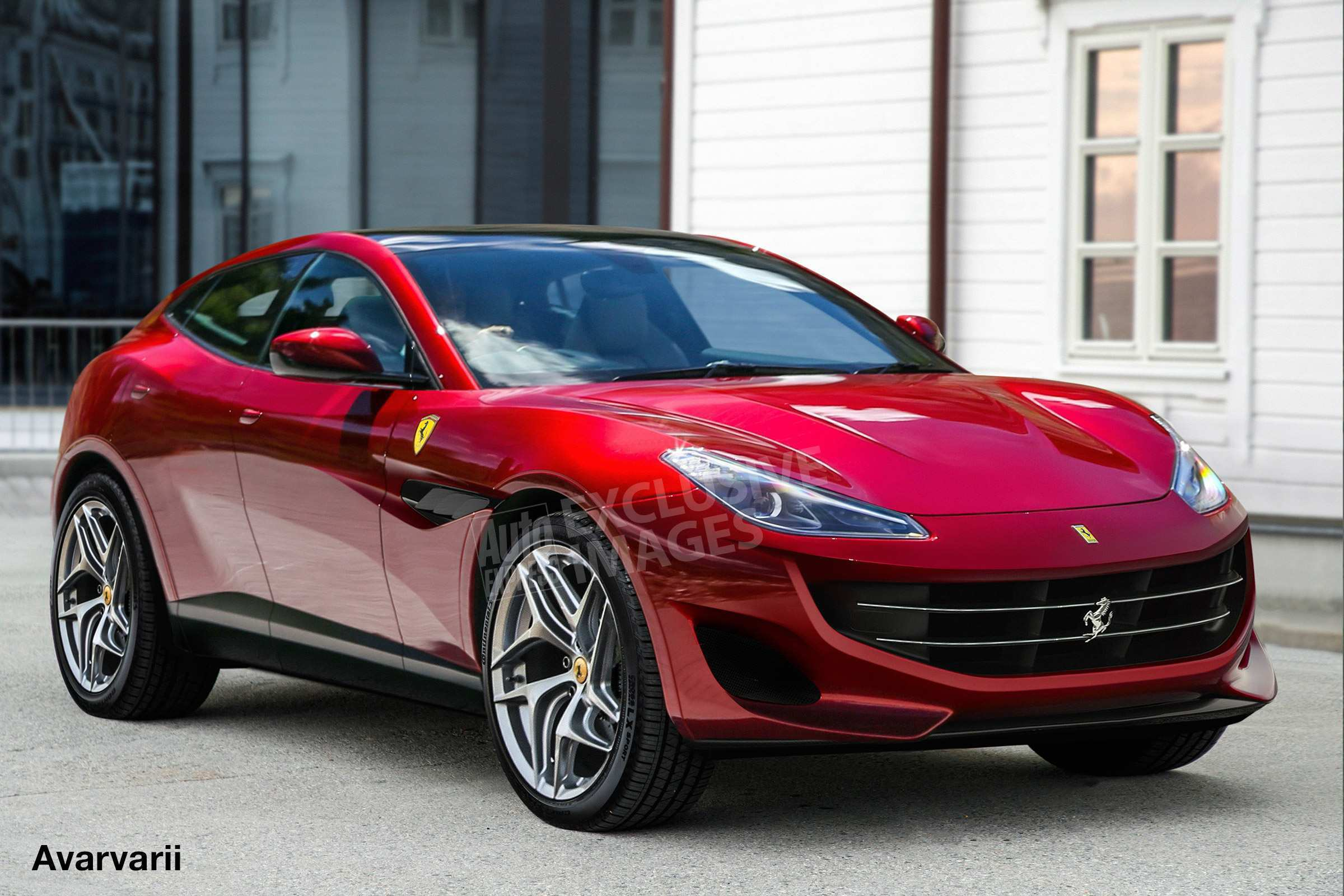 25 Concept of 2020 Ferrari Models Model by 2020 Ferrari Models