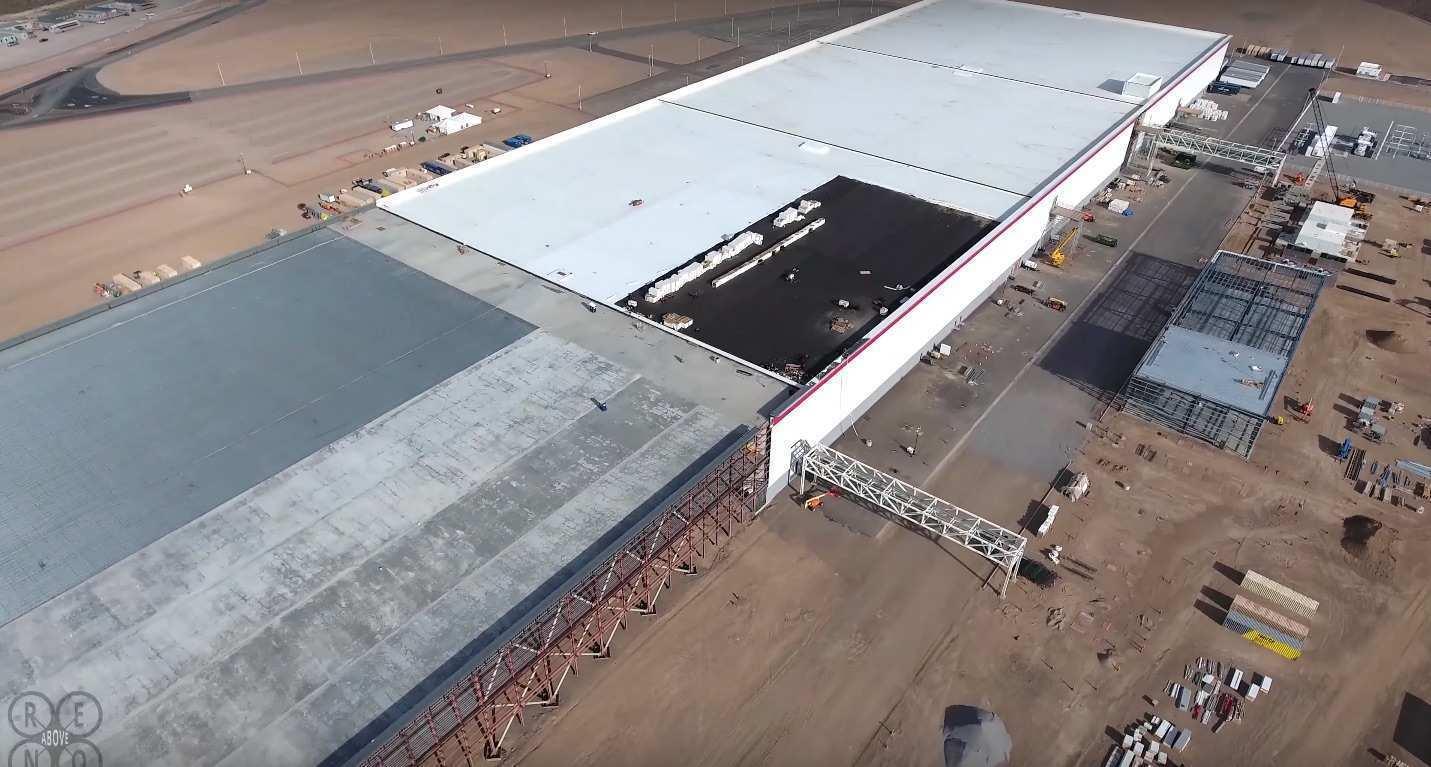 25 Concept of Tesla Gigafactory 2020 Reviews for Tesla Gigafactory 2020