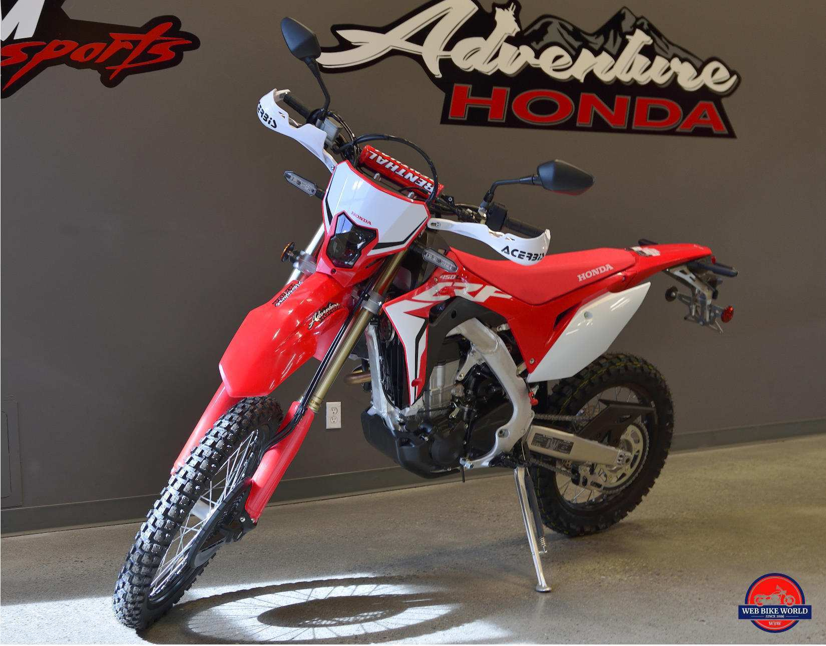 25 Gallery of 2019 Honda Crf450L Ratings with 2019 Honda Crf450L