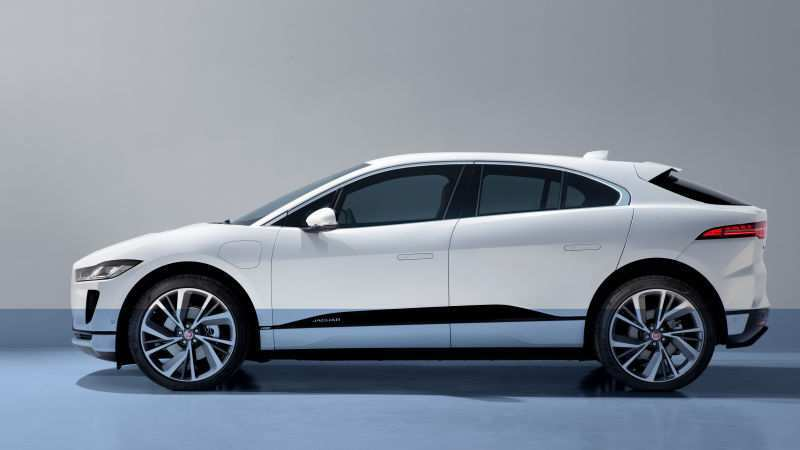 25 Gallery of 2019 Jaguar I Pace Electric Exterior and Interior for 2019 Jaguar I Pace Electric