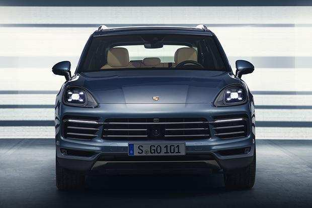 25 Gallery of 2019 Porsche Cayenne First Look Photos for 2019 Porsche Cayenne First Look