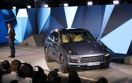 25 Gallery of 2019 Porsche Cayenne Specs Research New for 2019 Porsche Cayenne Specs